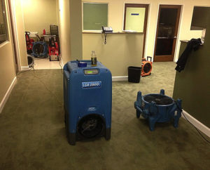 Water Damage Los Angeles CA